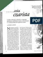 A Rússia Czarista 2008