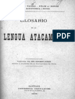 Lengua Atacamena