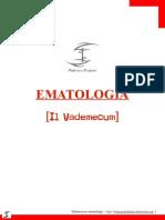 Vademecum ematologia