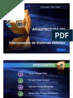 Arquitectura Osi