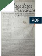 1 Mart 1919 Macedoine