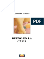 Weiner Jennifer - Bueno en La Cama