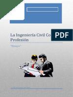 La Ingeniería Civil Como Profesión2