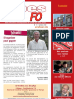 Alpes FO - Journal de FO 38 - Septembre 2009 - 118