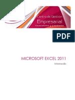 Microsoft Excel 2010 MAC