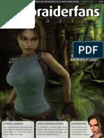 Tomb Raider Magazine Fans