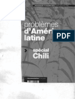 Chili Limites d'Une Croissance Fondée Sur l'Exportation Des Ressources Naturelles Octavio SUAREZ