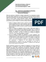 Guia y Rubrica Colaborativo II Mapas de Conocimiento Regional 2014