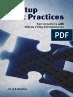 Startup Best Practices- Book