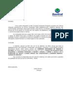 Cópia de Sanitratxxxrelatorio de Ocorrencia - Agosto - 2013