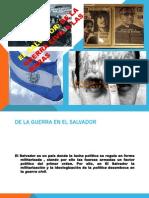 El Salvador, Presentación