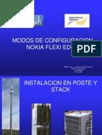 Modos de Configuracion Nokia Flexi Edge 1