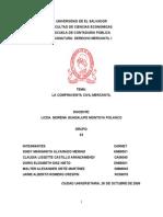Trabajo de La Compraventa Civil-mercantil (Final) (1)