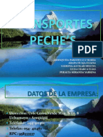 Transportes Peches.exposicion Final
