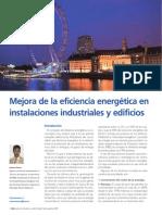 Eficiencia Energética Industrias & Edificios