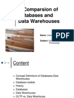 A Comparsion of Databases and DataWarehouses_2