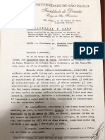 Carta Gualazzi - Golpe de 64