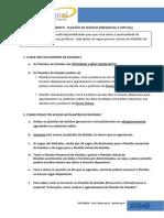 Regulamento Para o Plantão de Dúvidas