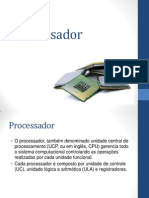 Aula - 07 - Processadores