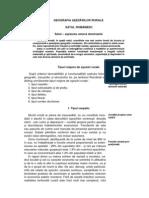 Geografia Economica a Romaniei