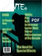Monte Pictures Newletter August