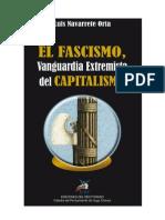 Libro - Luis Navarrete Orta - El Fascismo, Vanguardia Extremista Del Capitalismo