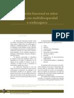 Valoracion Funcional- Bibliog Retos Multiples