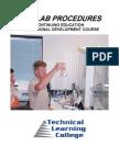 Wet Lab Procedures