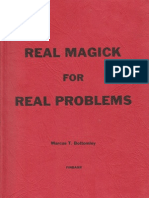 Marcus T. Bottomley - Real Magick for Real Problems