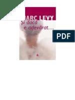 Marc Levy - Si Daca e Adevarat
