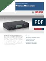 Bosch MW1-RX-F1