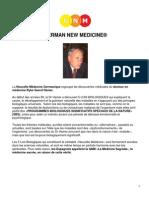 Five Biological Laws - Ryke Geerd Hamer