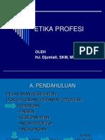 Def 121 Slide Etika Profesi