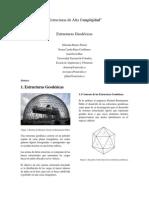 Estructuras Geodésicas
