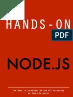 Handson Nodejs Sample