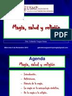 14-Catorceava Clase-magia, Salud y Religion-6nov13