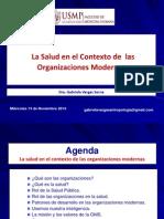 15-Quinceava Clase-la Salud en El Contexto de Las Org. Modernas-13nov13