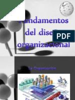 Fundamentos Del Diseno Organizacional c