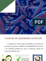 Bacteriologia Clínica