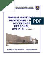 Manual Defensa Personal Policial I
