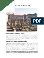 História Antiga Roma