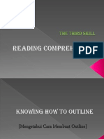 Reading - Outline