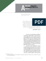 LABOY, Roberto (2011). a Fil. Educativa de Eugenio de Hostos [Marco Teórico Junto Com P. Freire]