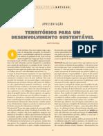 Territórios Para Um Desenvolvimento Sustentável