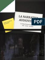 La Narrativa Audiovisual - Sesión 1