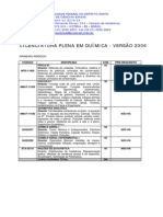 Gradede Licencitaura 2006-Com Ementas