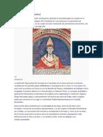Papado y Concilio