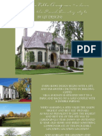 LJT DESIGNS PRESENTS VILLA AVIGNON - A FRENCH COUNTRY DELIGHT BUILT IN 2007