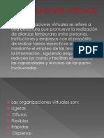 Organizaciones Virtuales