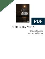 Fotos Da Vida - Augusto Cezar